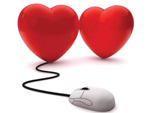 Buscar amor en Internet