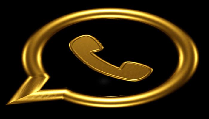 WhatsApp Gold app falsa