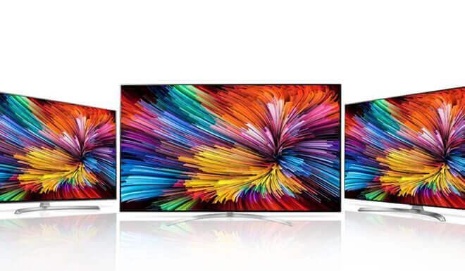 Televisores LG Super UHD con Nano Cell