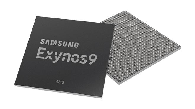 Samsung optimiza el procesador Premium Exynos 9 Series 9810