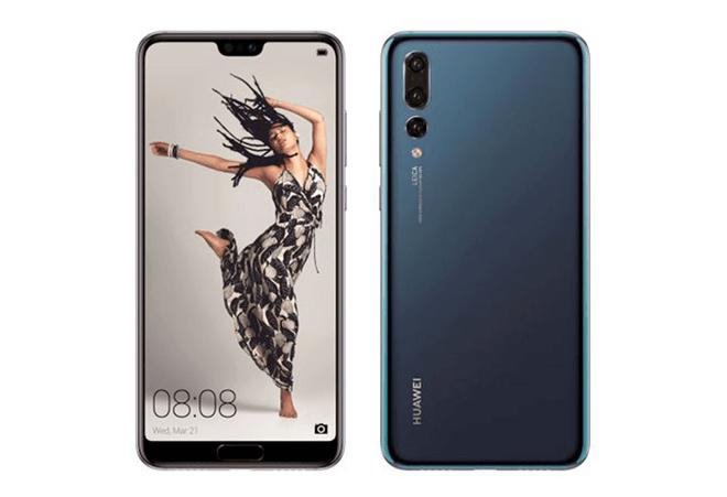 Huawei P20 Pro imagen filtrada