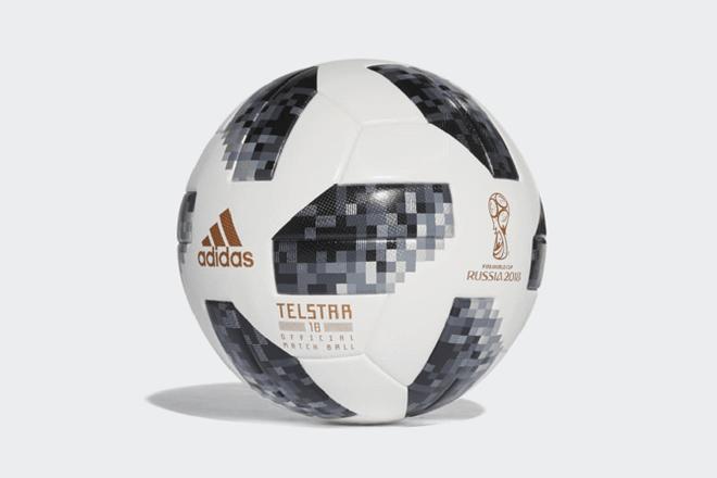 Balón inteligente Rusia 2018