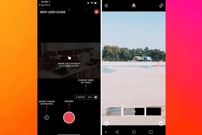 Apps para editar video vertical.