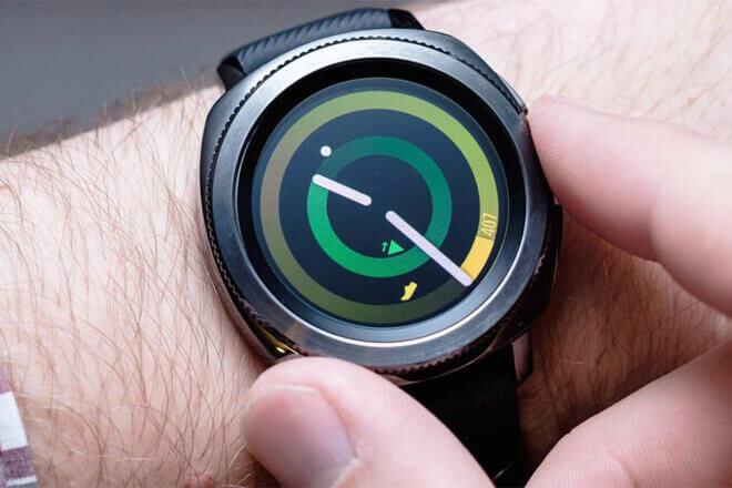 Foto del Samsung Galaxy Watch