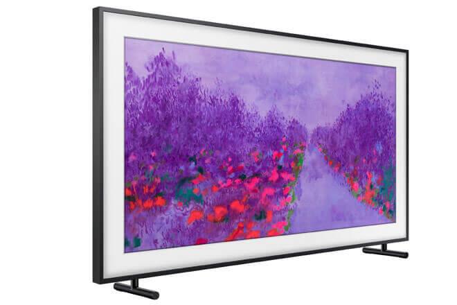 Foto televisor Samsung The Frame