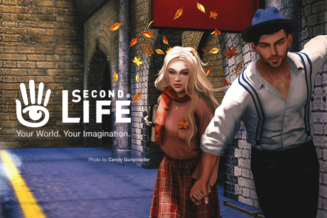 Comunidad virtual Second Life, donde puedes ser quien quieras, como quieras