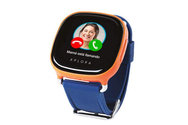 Foto de XPLORA- el smartwatch para niños con SIM y GPS