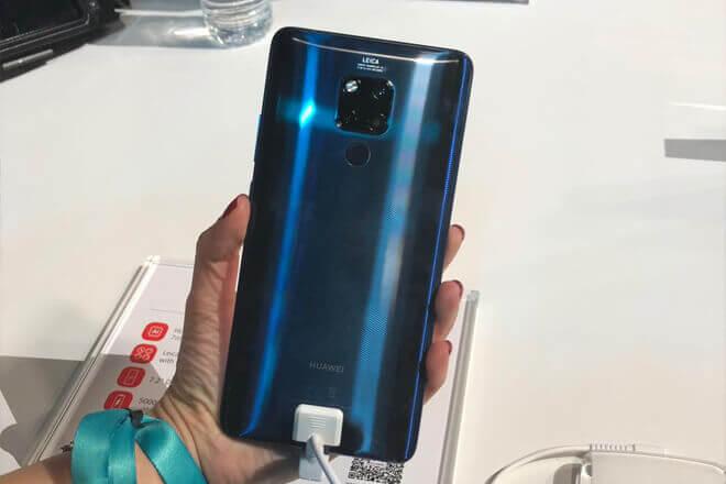 Características del Huawei Mate 20 X