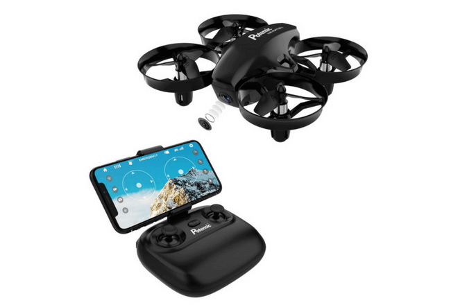 Foto de Potensic A20W Mini Drone y control remoto