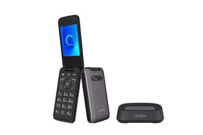 Foto de Alcatel 3026 Senior Phone