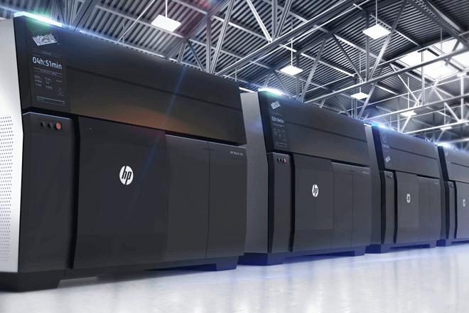 La impresora HP Metal Jet es de gran producividad