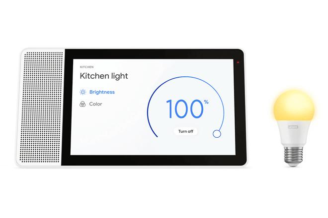 Lenovo Smart Bulb permite a los usuarios programar y personalizar la iluminación de forma remota