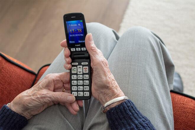 Mayores quieren saber más de tecnología