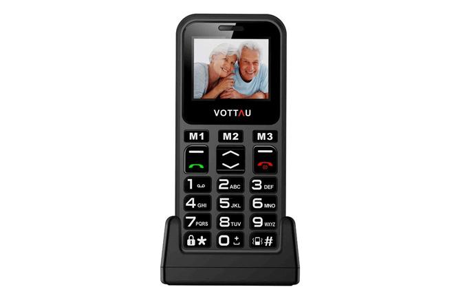 VOTTAU E09 el móvil para ancianos
