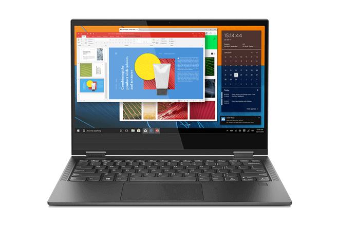 El nuevo Yoga Book C930 es el primer portátil del mundo de doble pantalla