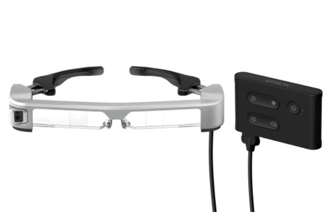 gafas de realidad aumentada Epson