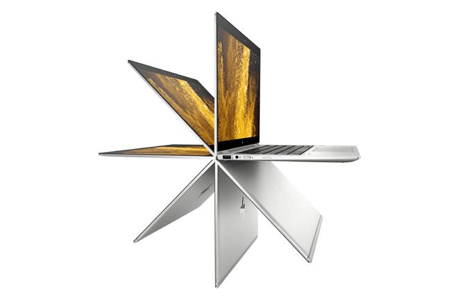 HP EliteBook x360 1030 G3 el convetible para empresas más pequeño