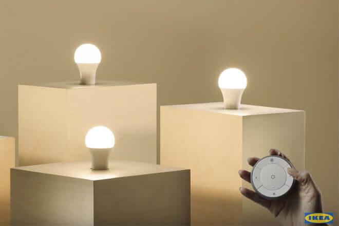 Iluminación Xiaomi en IKEA