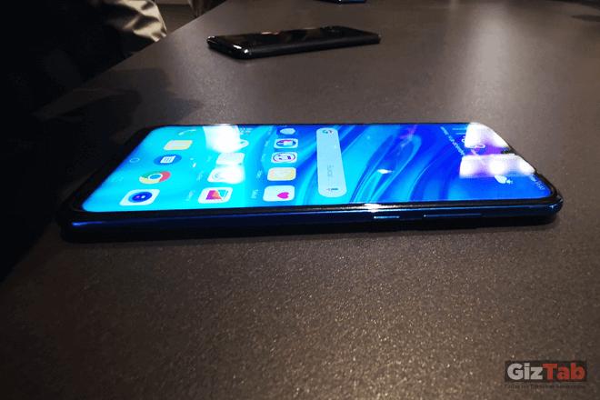 El diseño del Huawei P smart 2019 ha sodo concebido para ser extremadamente duradero