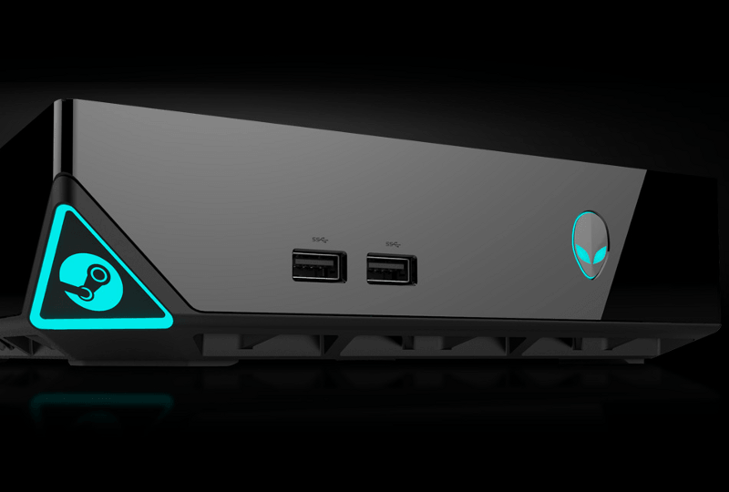 Alienware Steam