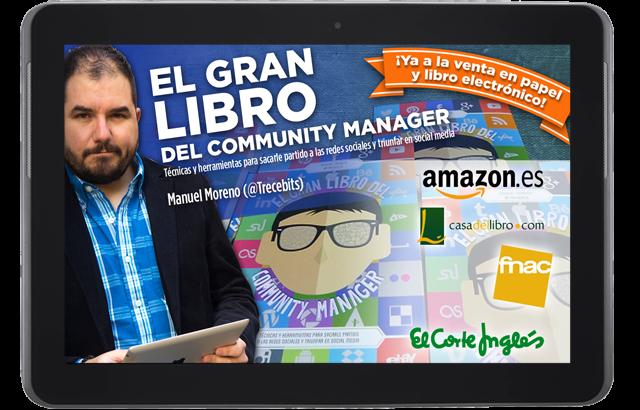 "Manu Moreno: ""Se ha vendido mucho humo alrededor del Community Manager"""