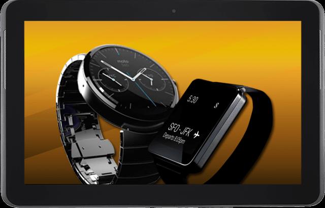 Android Wear: El sistema operativo de los wearables
