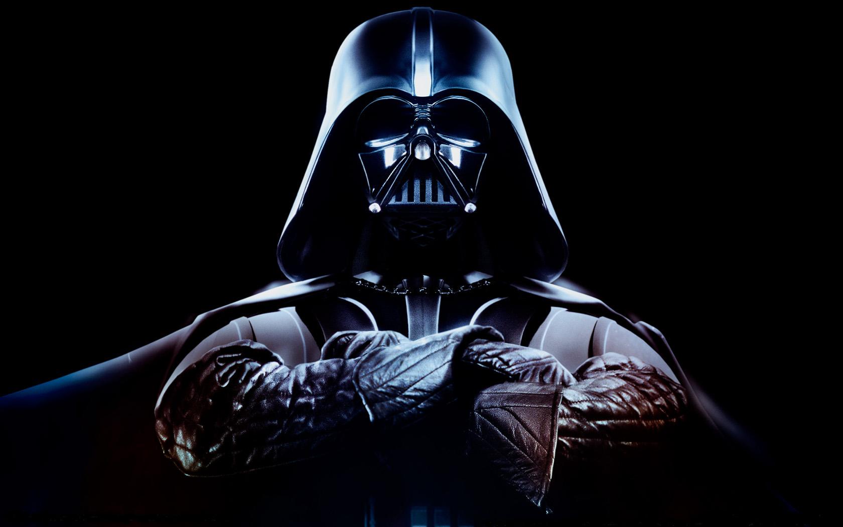 Darth Vader: Candidato presidencial en Ucrania