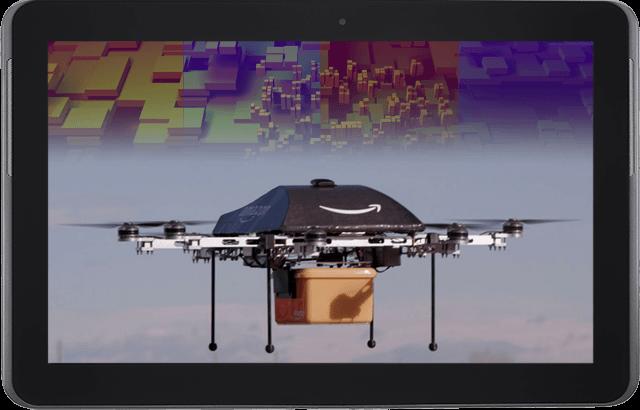 3 usos de los drones que no te imaginabas