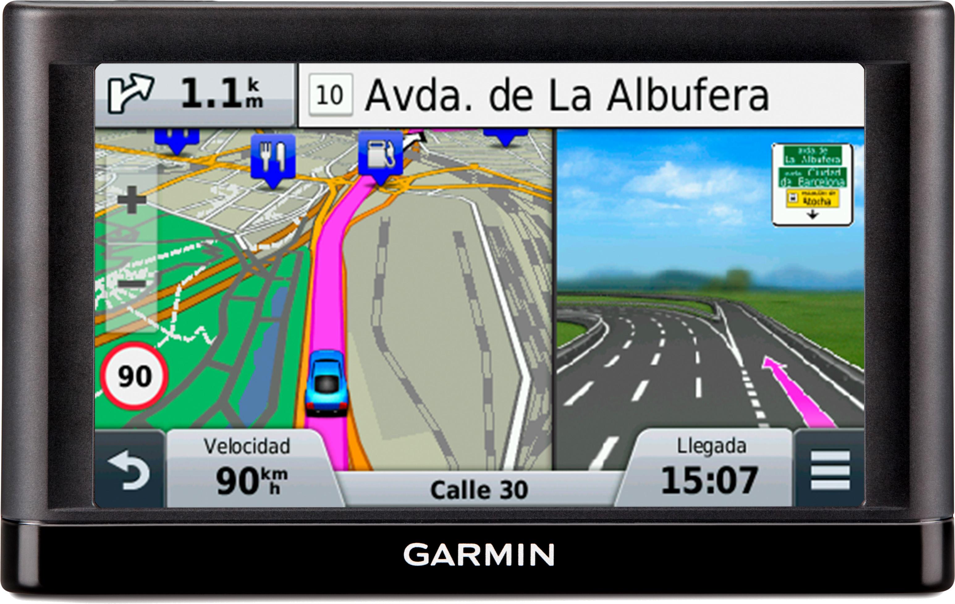 Garmin nüvi Esencial: Especificaciones de la nueva familia de GPS