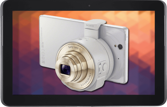 Sony QX10: convierte tu móvil en cámara profesional