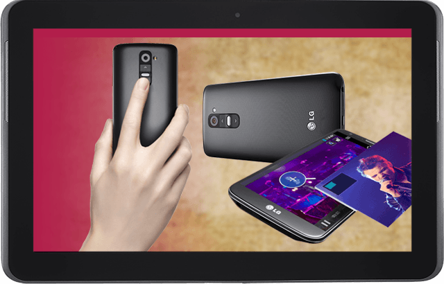 LG G2 + Pocket Photo: Nacidos para innovar