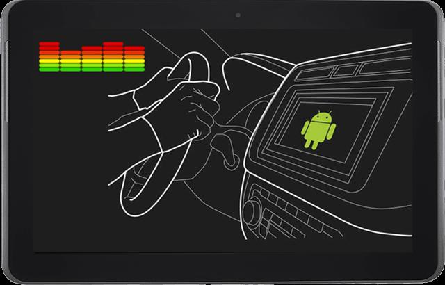 Autorradios inteligentes: Android se sube al coche con Parrot