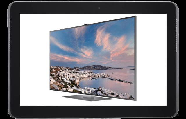 Galería: Samsung Smart TV UHD F9000