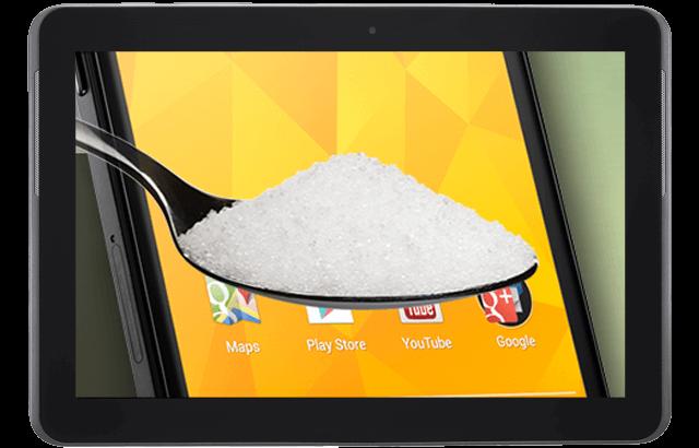 Azúcar: ¿Fuente de energía para nuestros gadgets?