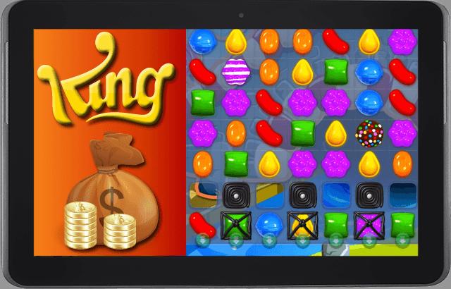 King, el padre de Candy Crush, quería salir a la bolsa… ¡Y se estrelló!