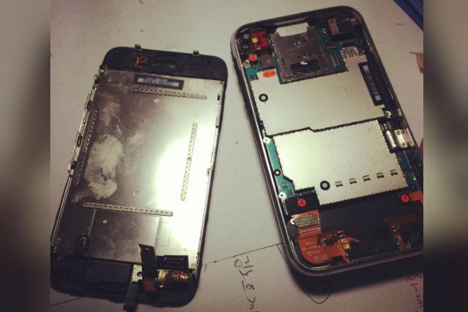 ¿Sabías que 90% de los materiales de los móviles son reutilizables?