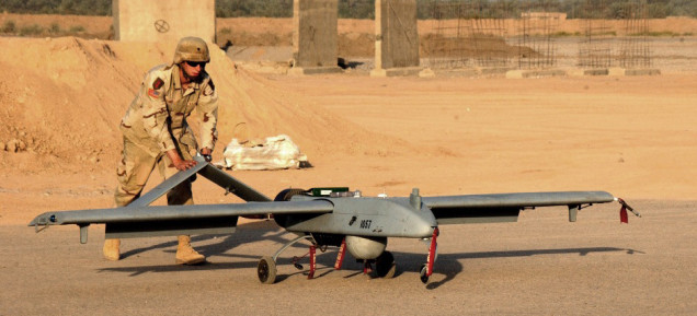 El Pentágono evalúa enviar drones con WiFi a los militares en terreno
