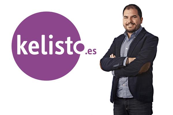 Manuel Moreno, jefe de redacción de Kelisto.es