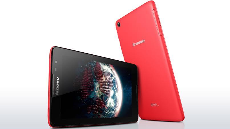 Lenovo anuncia nuevas tablets Android: A Series