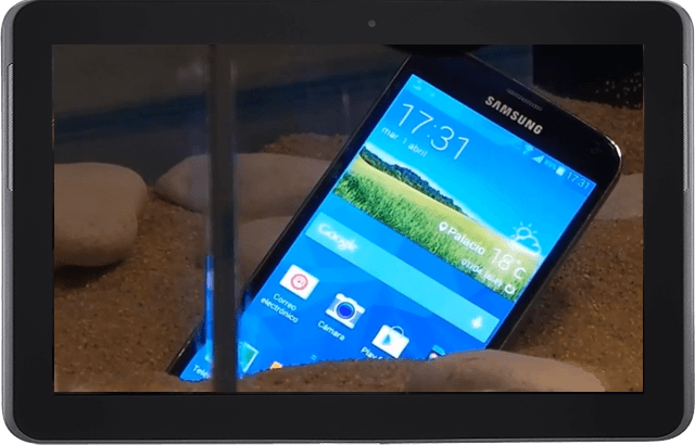 Vídeo: Prueba del Samsung Galaxy S5, el nuevo líder de la manada