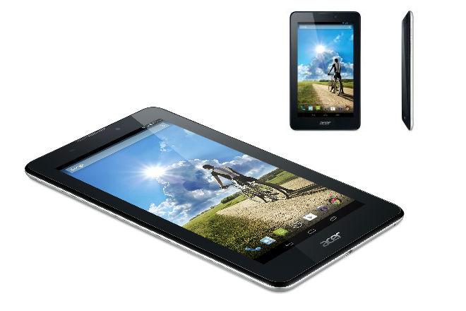 En junio llega Acer Iconia Tab 7, un tablet con funciones de voz, 3G y pantalla HD IPS