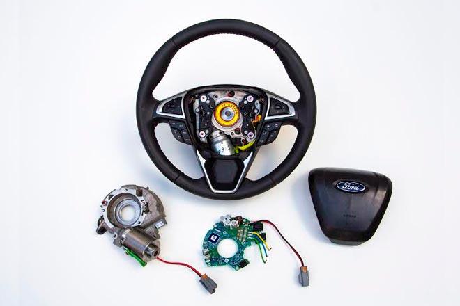Ford adelanta nueva generación de tecnología de maniobrabilidad