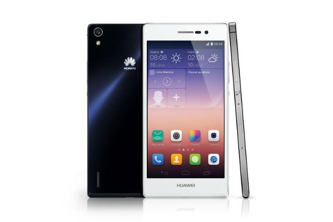 Con el Ascend P7, Huawei sigue deslumbrando al mercado