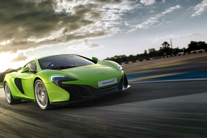 ¿Tecnología de McLaren fuera de las pistas?
