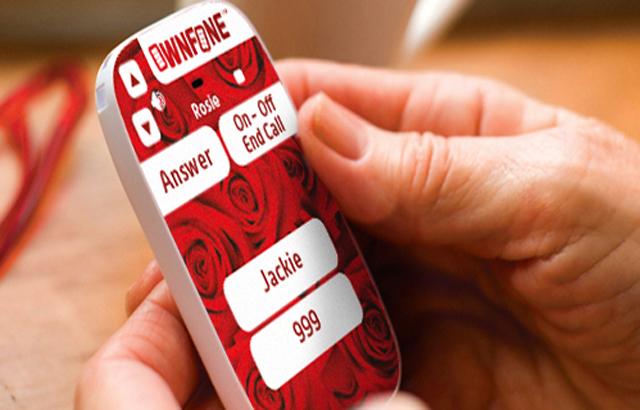 Este móvil para invidentes ha sido fabricado con una impresora 3D