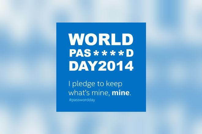 Hoy es el #PasswordDay ¡Únete a la celebración!