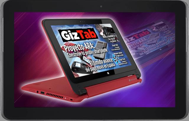 HP Pavilion x360:  Un convertible tablet-ordenador para trabajar en movimiento