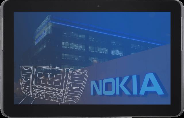 Nokia también apuesta al coche inteligente