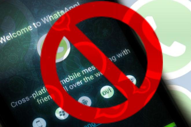 """Prohibido WhatsApp en Irán porque Zuckerberg es un """"americano-sionista"""""""
