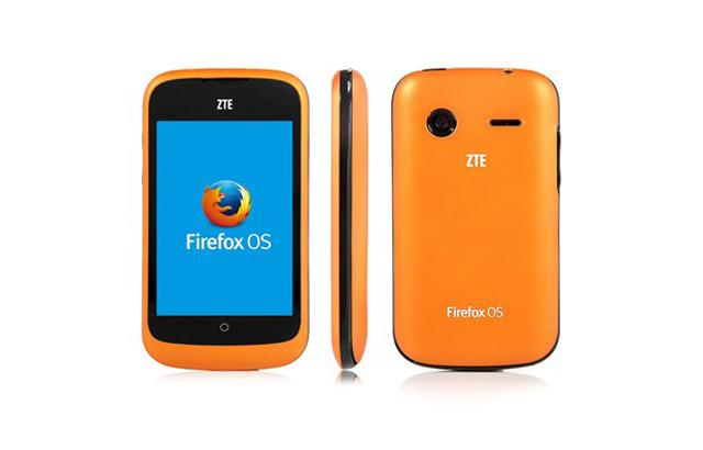 ZTE lanza su nuevo smartphone Open C con Firefox OS
